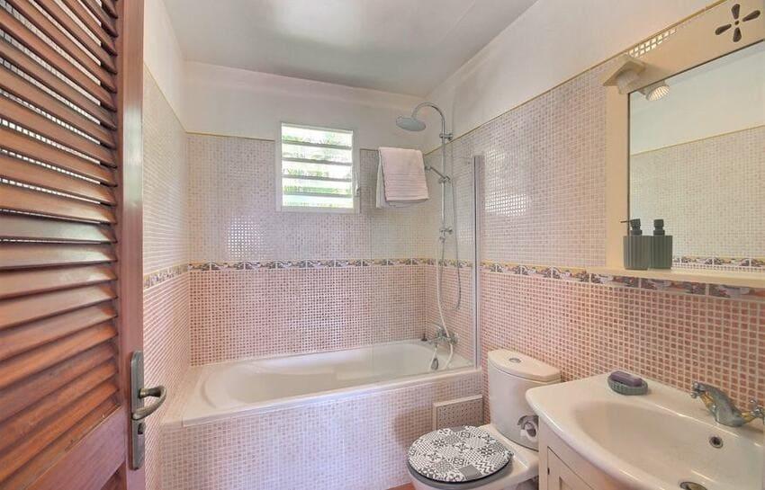 Location Villa Martinique Riviere Salee Carib Turquoise Salle De Bain 1 Min