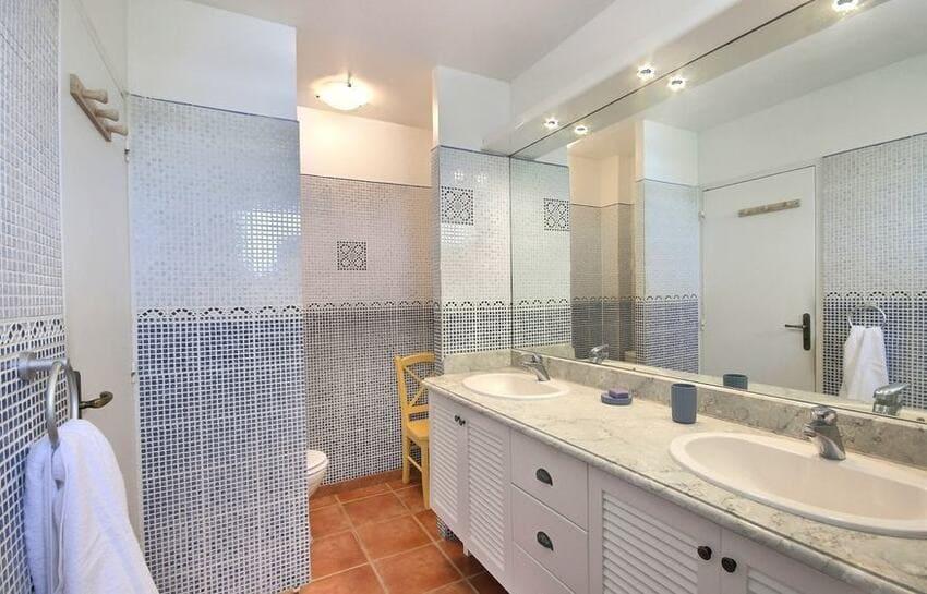 Location Villa Martinique Riviere Salee Carib Turquoise Salle De Bain 2 Bis Min