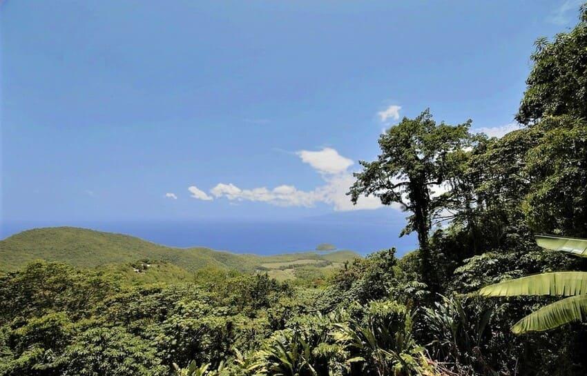 Martinique Cottage L Inka Vue Mer