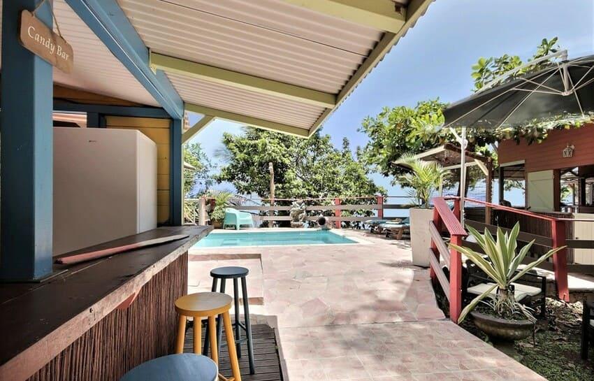 Martinique Cottage L Inka Bar