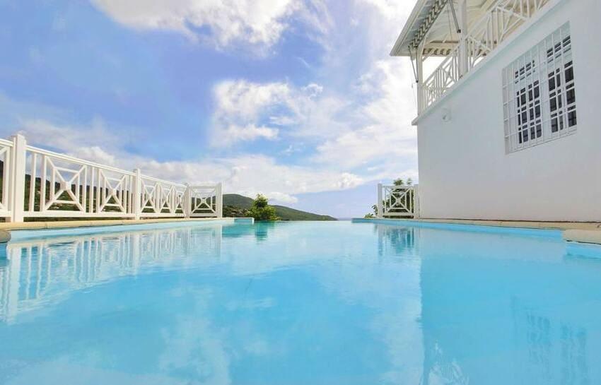 Martinique Villa Anse Bleue Fleur D Eau