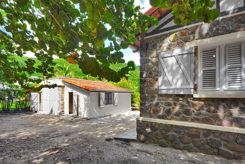 Villa Diamant Martinique Macatas Bungalow