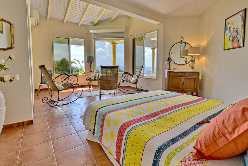 Villa Ch1 Les Calonnes Caraibes Martinique