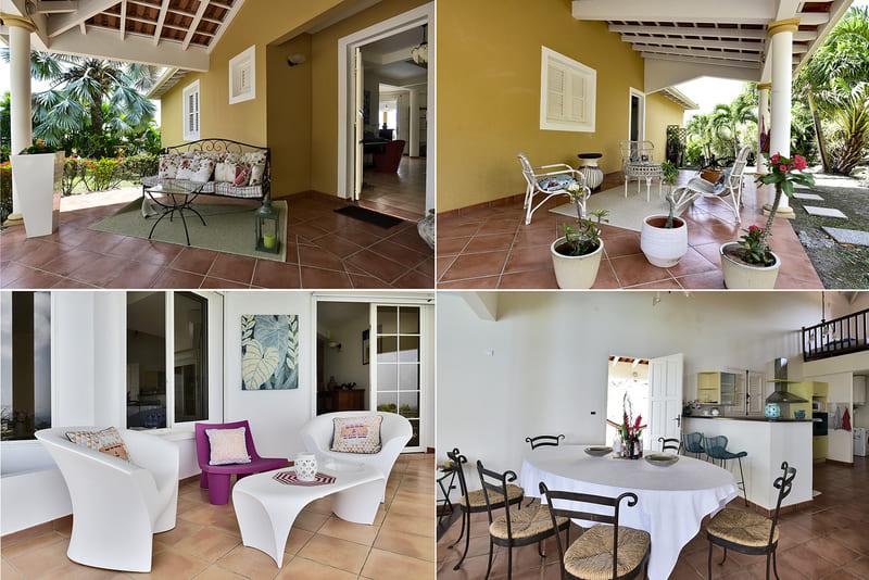 Villa Colonnes 4 Caraibes Martinique