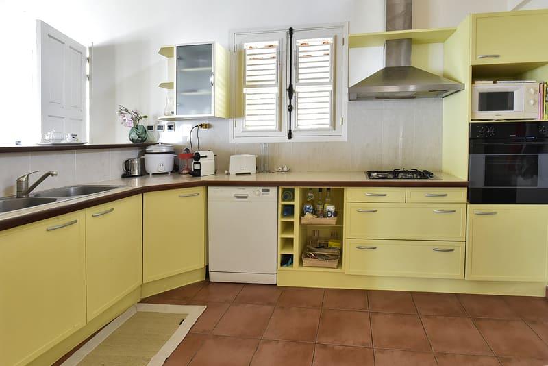 Villa Cuisine Les Calonnes Caraibes Martinique