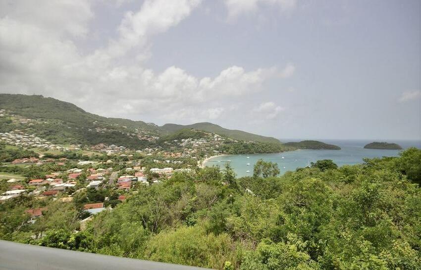 Villa De Lanse Bleue Vue Anse A L Ane