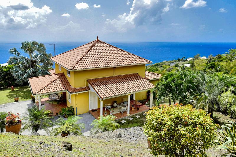 Villa Les Colonnes Caraibes Martinique