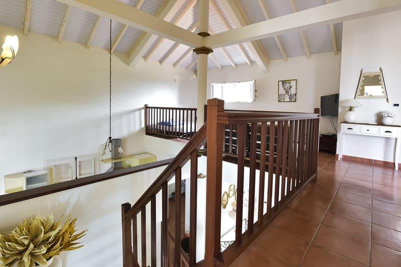 Villa Mezzanine Les Calonnes Caraibes Martinique