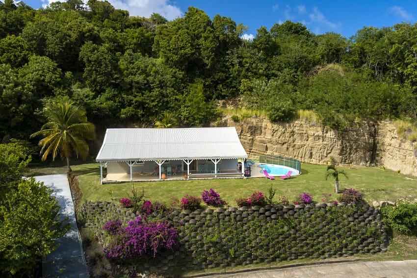 Villa Pinsonnelle Cap Est