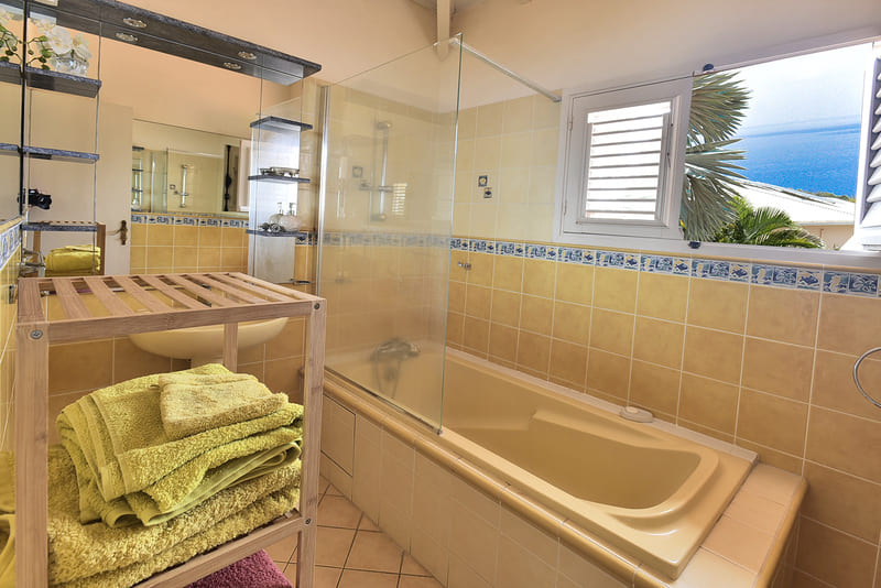 Villa Sdb2 Les Calonnes Caraibes Martinique