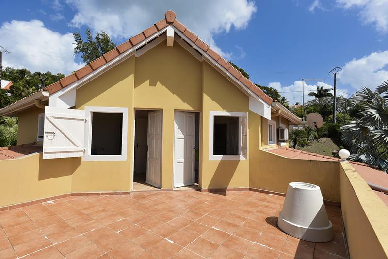 Villa Terrasse Mezzanine Les Calonnes Caraibes Martinique