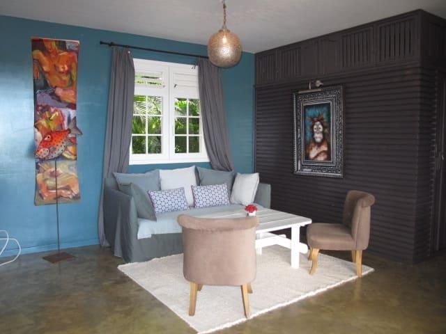 Location Jolie Villa Anses Arlet (23)