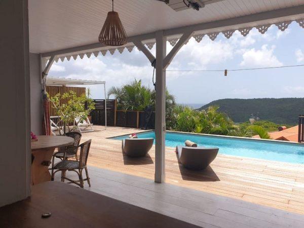 Location Jolie Villa Anses Arlet