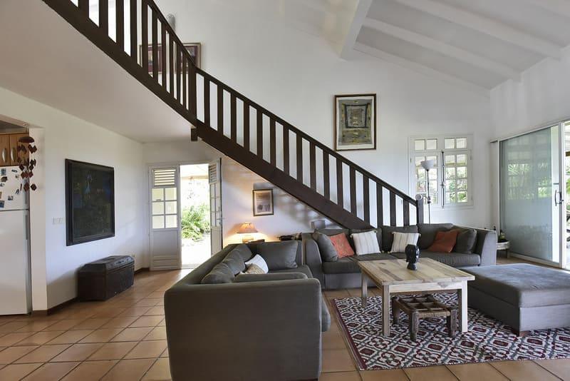 Habitation M Martinique Escalier