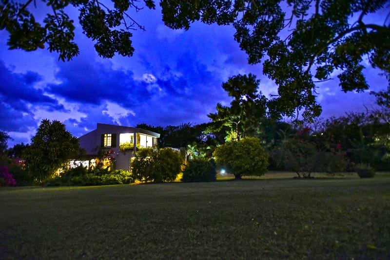 Habitation M Martinique Nuit