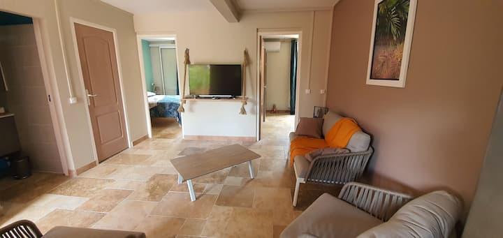 Location Appartement Belle Anse Trois Ilets12