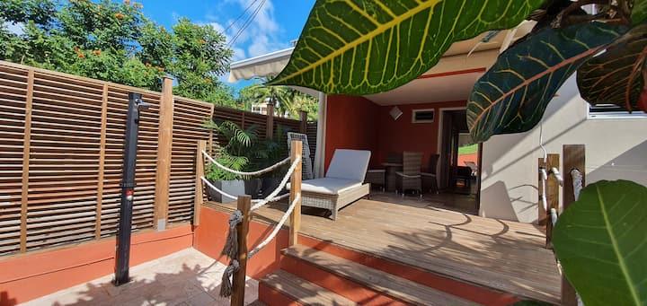 Location Appartement Belle Anse Trois Ilets2