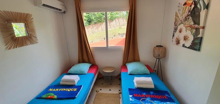 Location Appartement Belle Anse Trois Ilets24