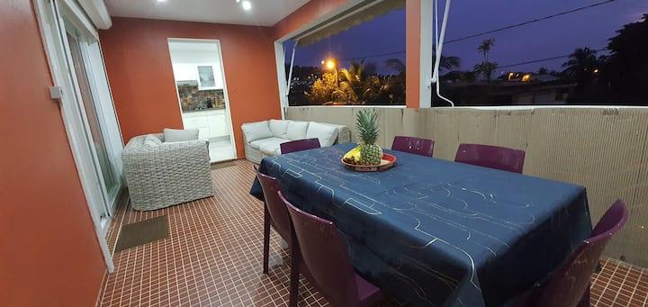 Location Appartement Belle Anse Trois Ilets34