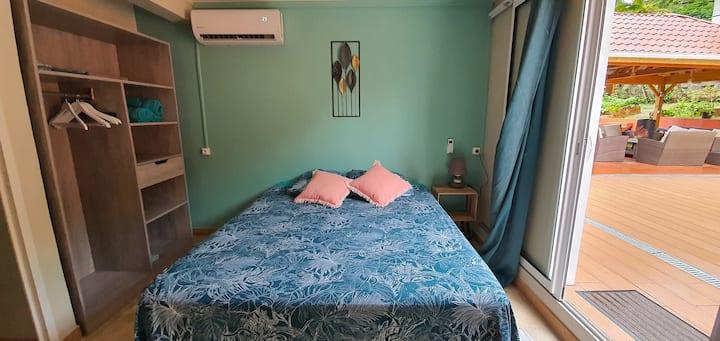 Location Appartement Belle Anse Trois Ilets4