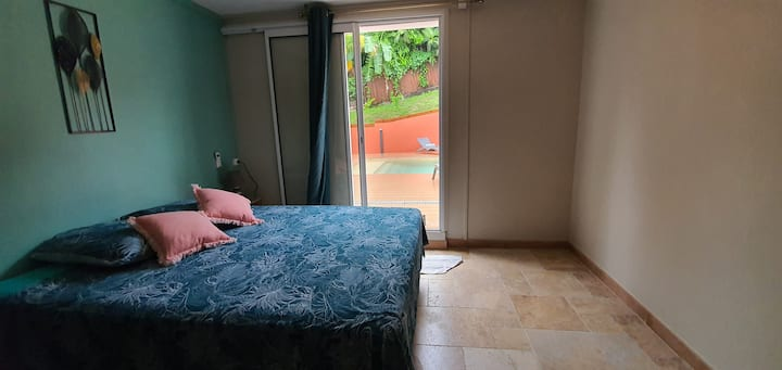 Location Appartement Belle Anse Trois Ilets5