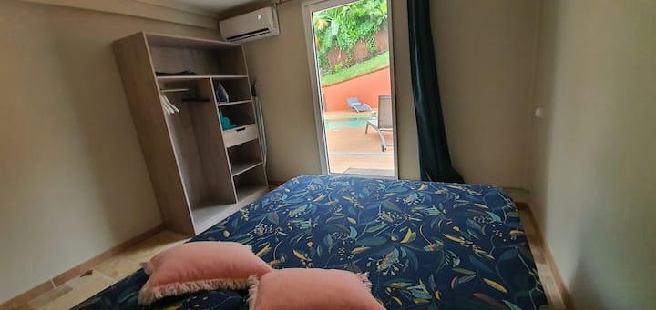 Location Appartement Belle Anse Trois Ilets6