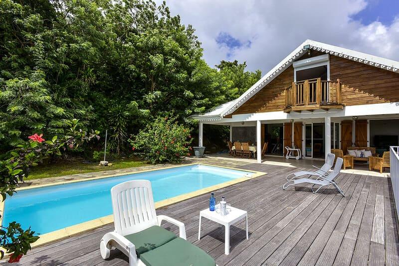 Location Belle Villa Sainte Luce5