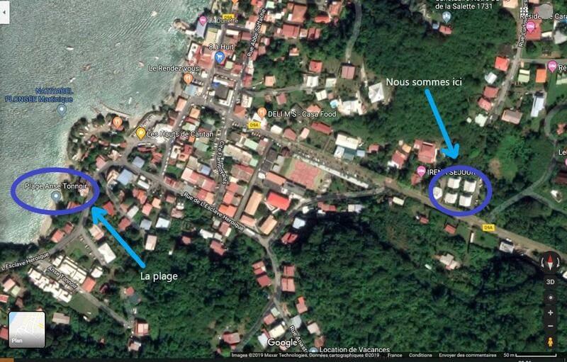 Location Villa Colibri Ble25