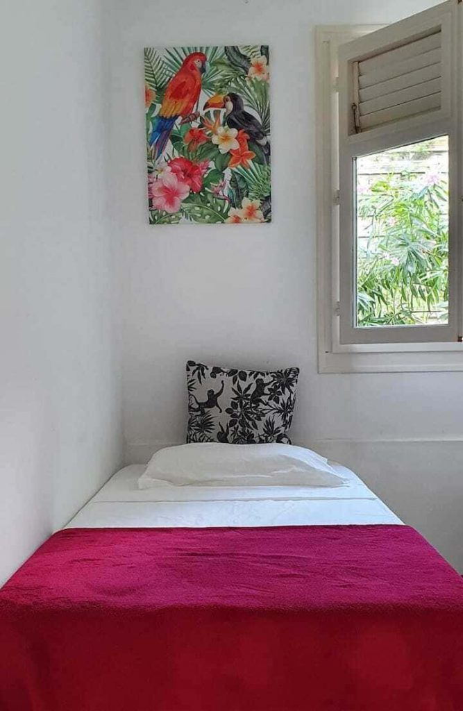 Chambre 2 Villa Bambou