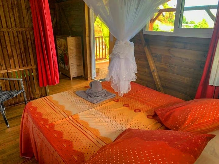 Location Francois Martinique Bungalow La Sucrerie27