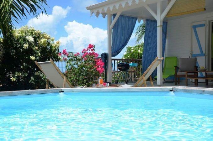 Location Villa Bambou Vauclin