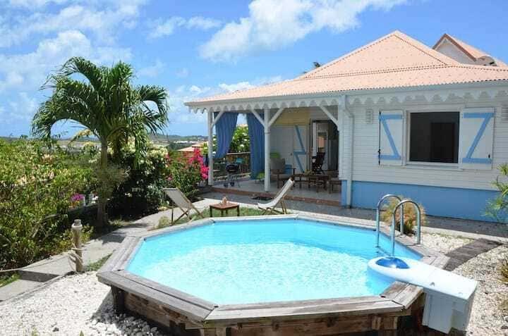 Location Villa Bambou Vauclin10