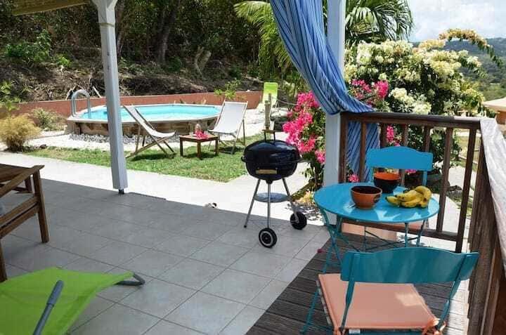 Location Villa Bambou Vauclin4