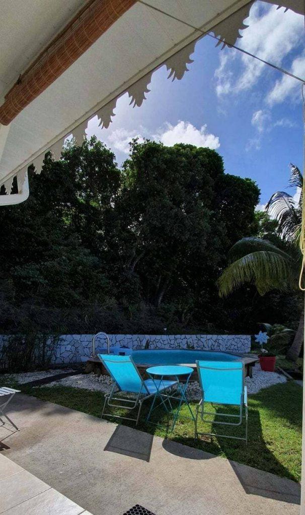 Location Villa Bambou Vauclin7