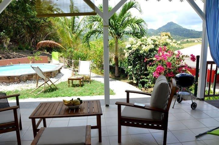 Location Villa Bambou Vauclin9