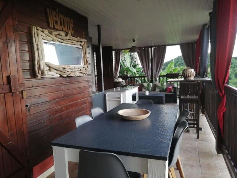 Location Villa Muscade Le Marin10