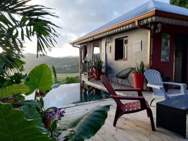 Location Villa Muscade Le Marin11