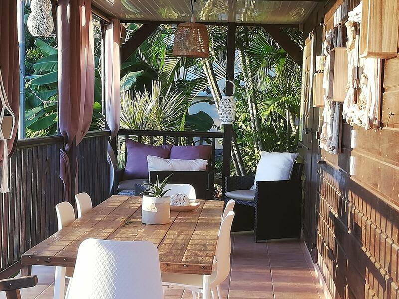 Location Villa Vanille Le Marin10