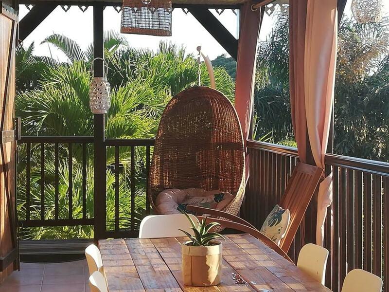 Location Villa Vanille Le Marin11