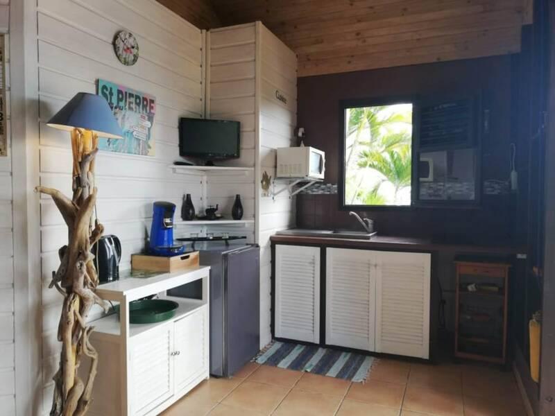 Location Villa Vanille Le Marin4