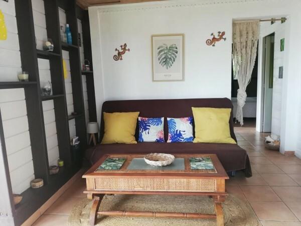 Location Villa Vanille Le Marin7