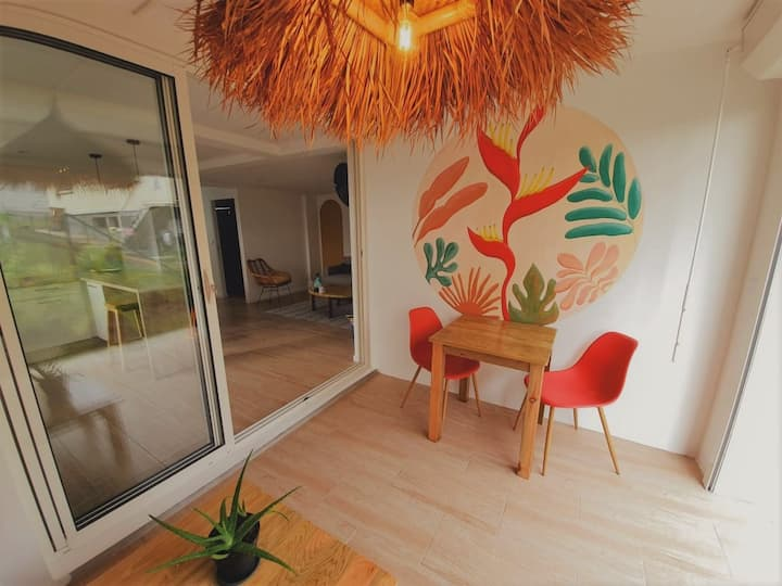 Location Appartement Kozy Coco Schoelcher Martinique14