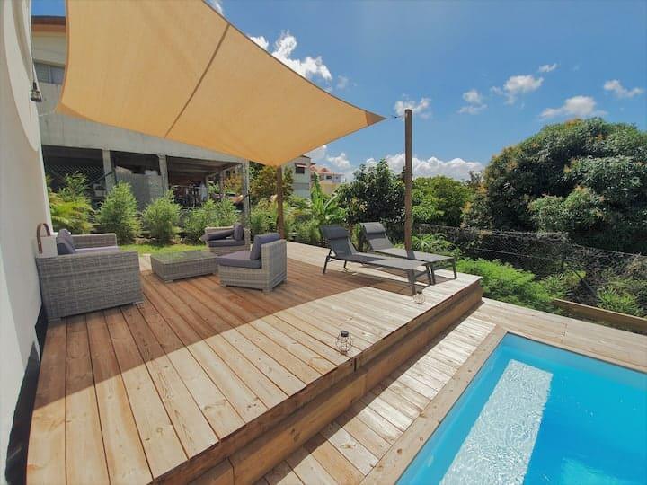 Location Appartement Suite Coco Schoelcher Martinique12