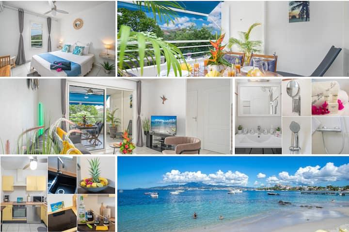 Location Appartement Colibri Trois Ilets Martinique02