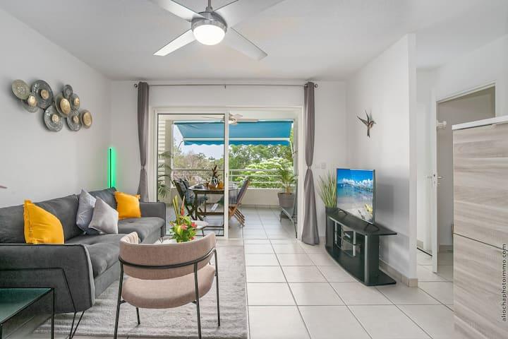Location Appartement Colibri Trois Ilets Martinique03