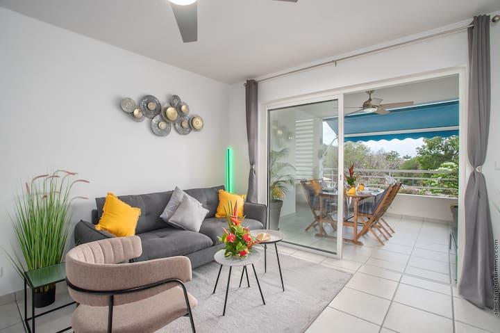 Location Appartement Colibri Trois Ilets Martinique04