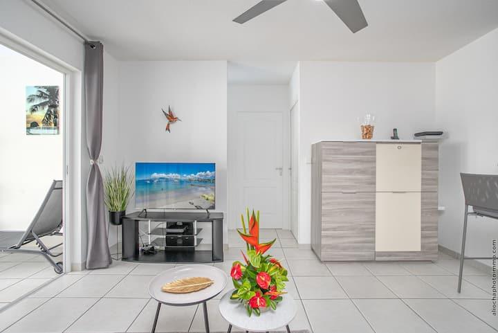 Location Appartement Colibri Trois Ilets Martinique05