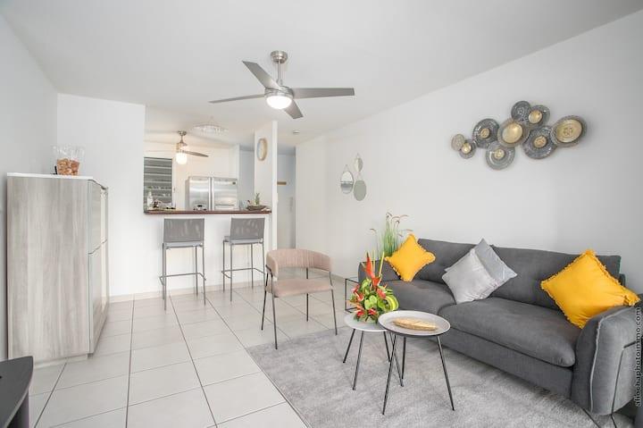 Location Appartement Colibri Trois Ilets Martinique06
