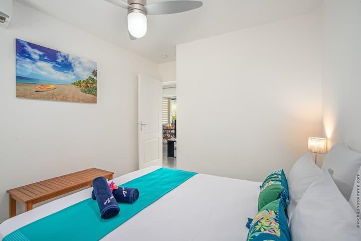 Location Appartement Colibri Trois Ilets Martinique12