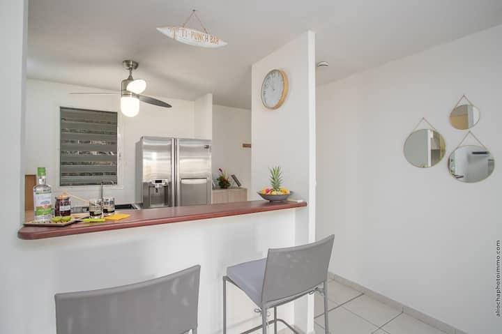 Location Appartement Colibri Trois Ilets Martinique17
